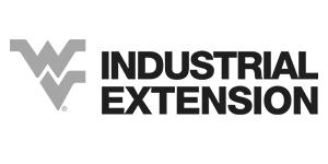 WV logo industrial-extension-long